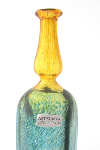 Bertil Vallien 'Antikva' bottle vase #2