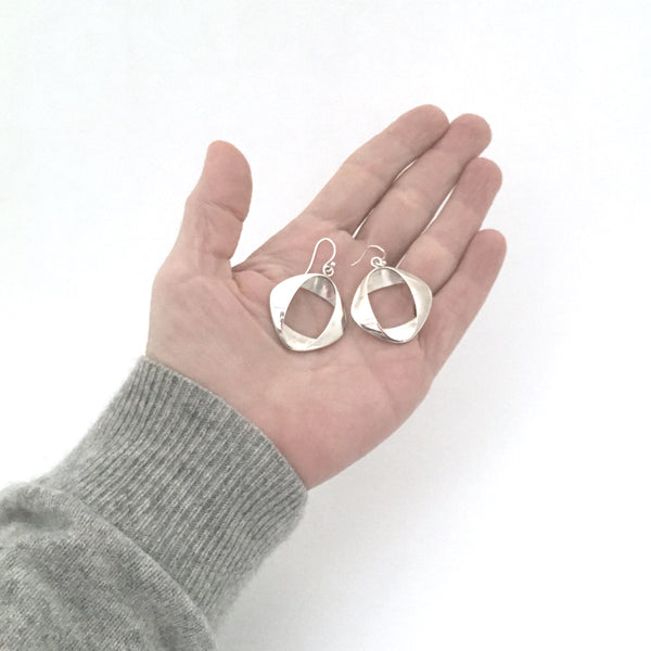 Georg Jensen earrings 190 ~ Henning Koppel