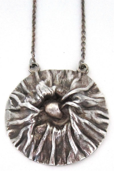Matti Hyvarinen 'crater' necklace