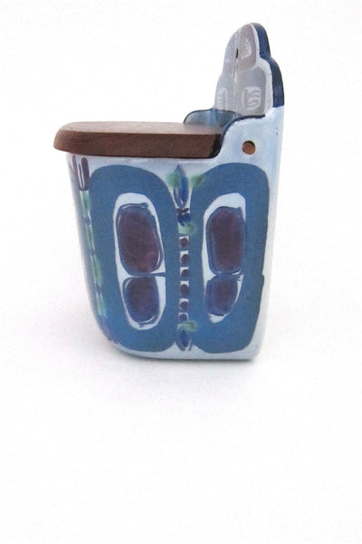 Royal Copenhagen Tenera butterfly salt box
