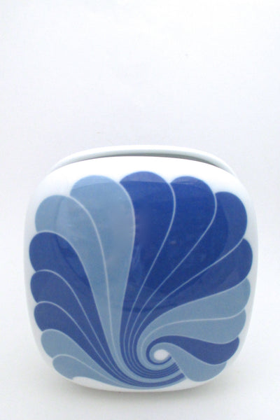 Rosenthal large pop art vase by Rosamonde Nairac
