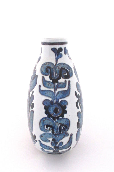Royal Copenhagen large 'Tenera' vase by Kari Christensen