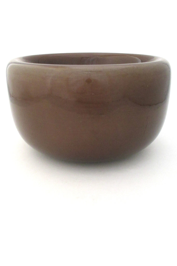 Timo Sarpaneva for Rosenthal Germany vintage modernist ceramic bowl Studio Line