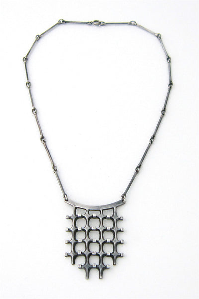 Marianne Berg for Uni David-Andersen Troll series necklace
