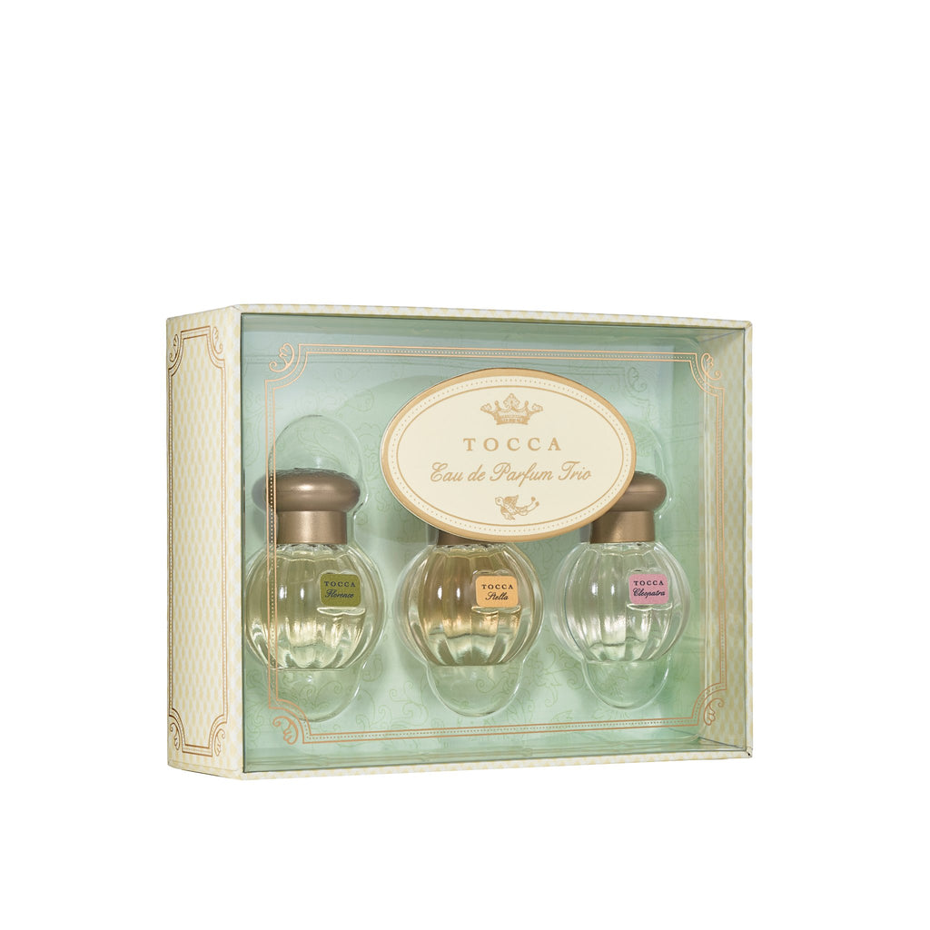 Tocca Gift/Travel Set Eau de Parfum Trio