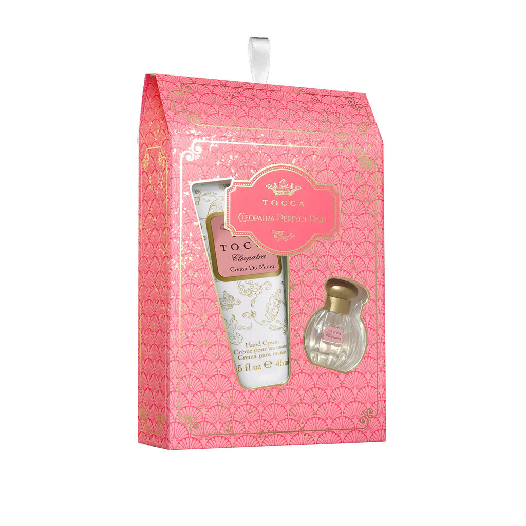 Tocca Gift/Travel Set Perfect Pairs Cleopatra