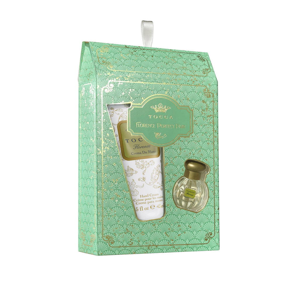Tocca Gift/Travel Set Perfect Pairs Florence