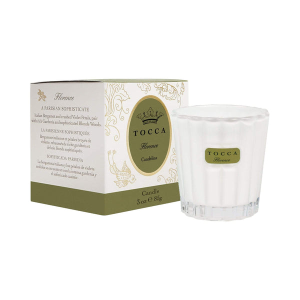 Tocca Home Fragrance Florence, Candelina