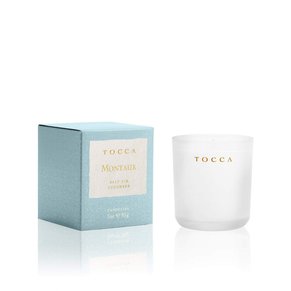 Tocca Home Fragrance Montauk Candelina