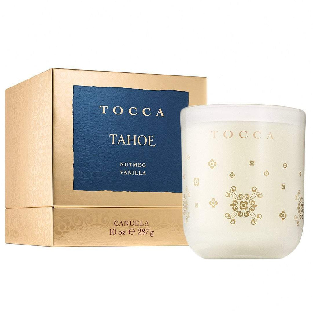 TOCCA Home Fragrance Tahoe Candela
