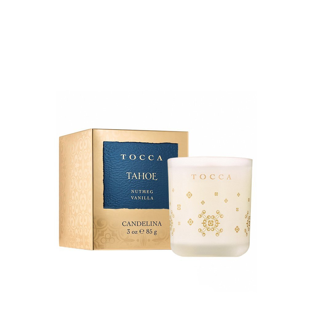 TOCCA Home Fragrance Tahoe Candelina