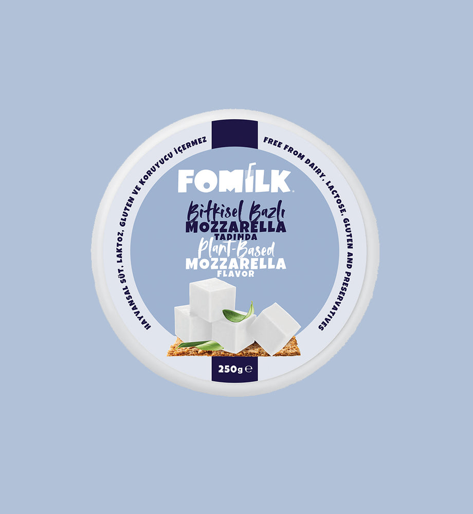 Mozzarella Tadında / Mozzarella Flavored Block 250g