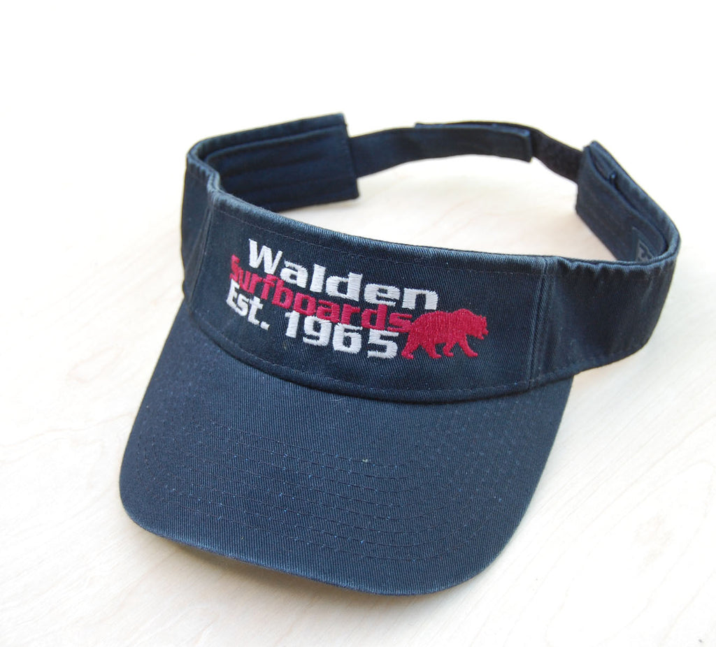 Walden Big Bear Visor : Black