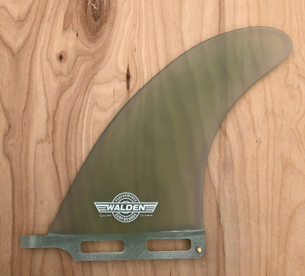 Walden Wide Base Fin 7""