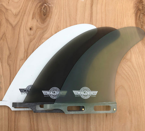 Walden Wide Base Fin 8""