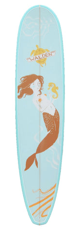8'0 Mermaid : Teal