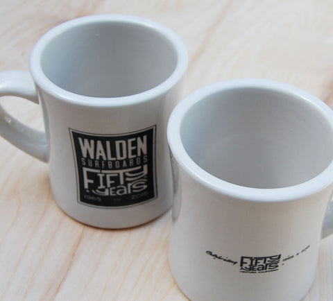 Walden 50th mug