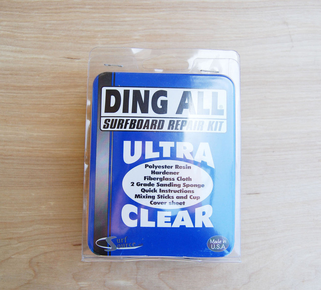 Ding All Repair Kit - Walden Surfboards