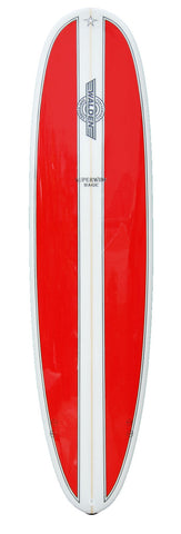 Sold 7'10 Super Wide : Red