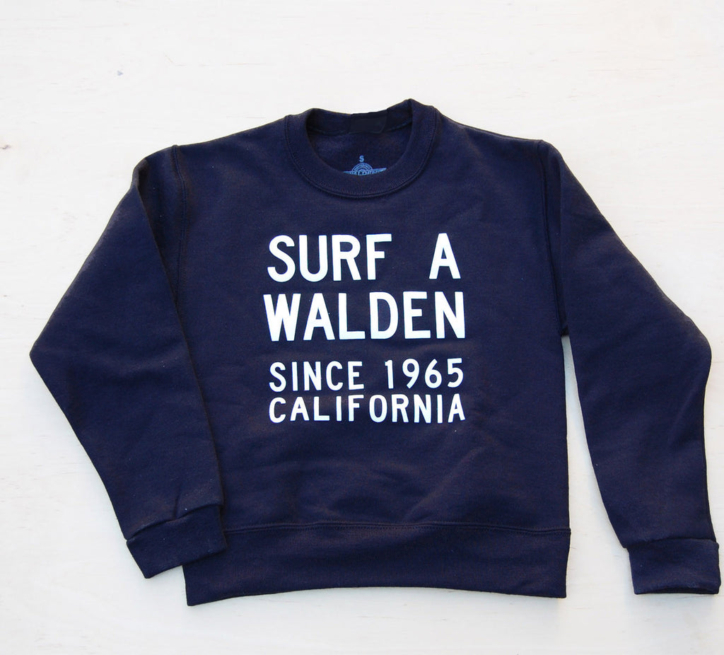 Surf A Walden : Black