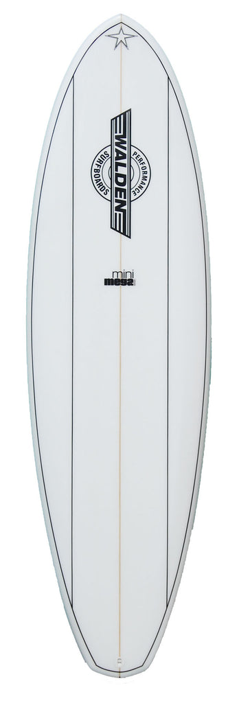 6'10 Mega Mini Magic SLX