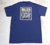 Sale 50th Gold Anniversary t-shirt : Navy