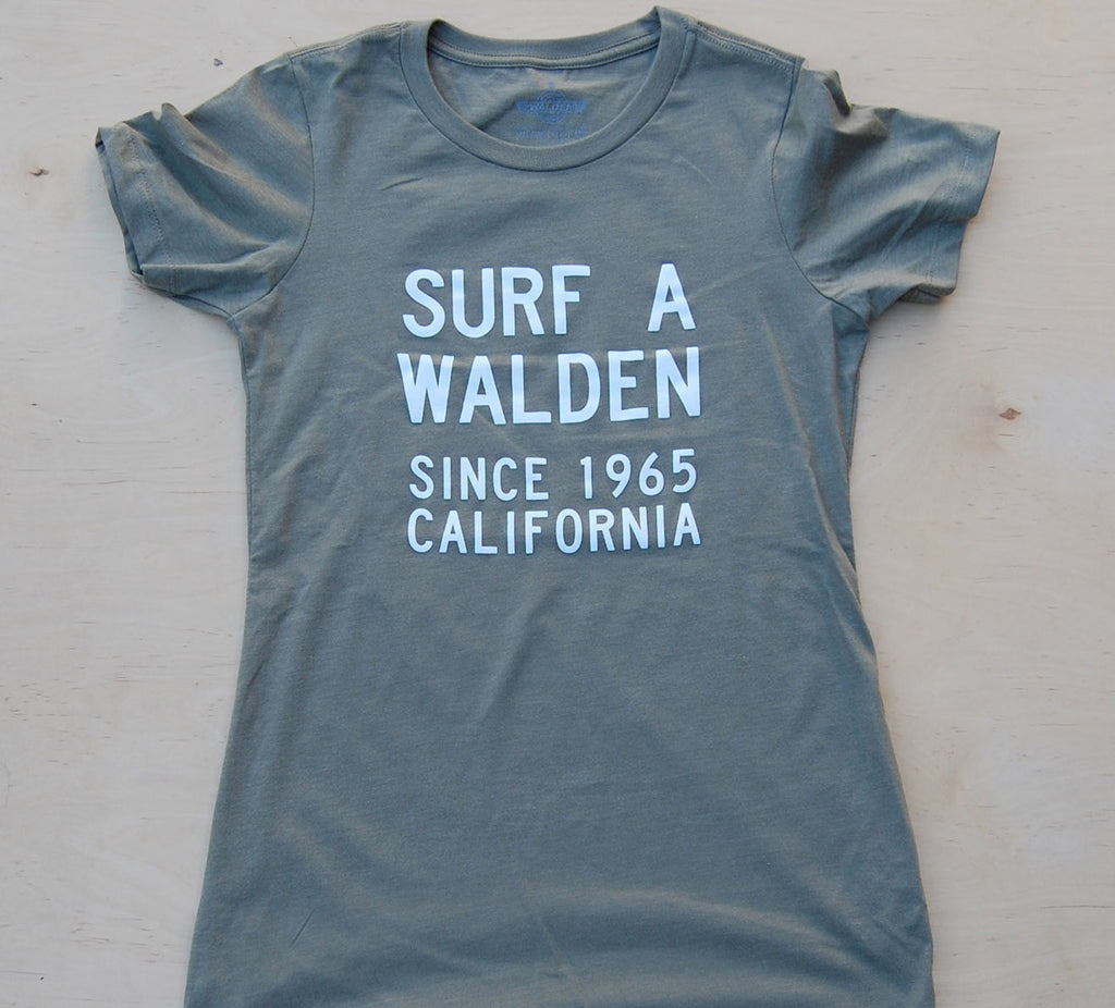 Sale Surf A Walden : Olive