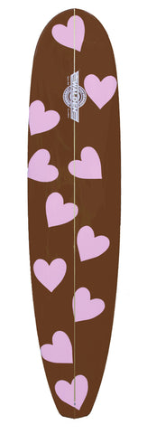 Sold 8'0 Magic Model 0001 : Pink Hearts