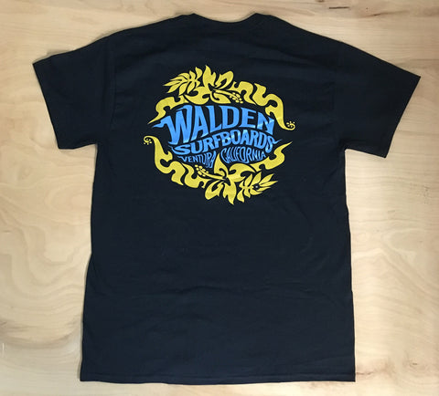 Walden Tropica: black 2