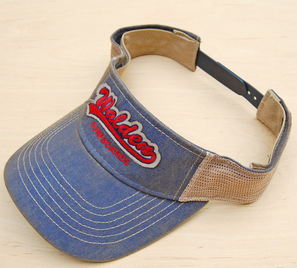 Sale Walden Tail Gator Visor : Blue