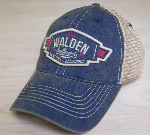 Walden Air Force Trucker : navy