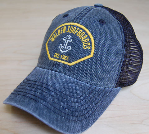 Walden Anchor Trucker : black