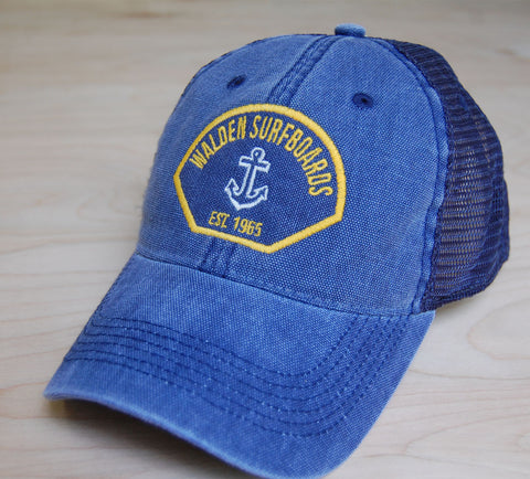 Sale Walden Anchor Trucker : Navy