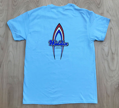 Arrow Logo : blue