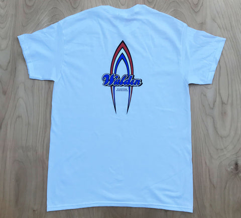 Sale: Arrow Logo : White