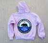 Sale Kid's Made in Ca. hoodie : pink