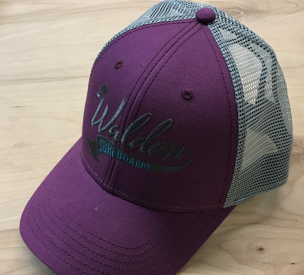 FINAL SALE Banner Trucker : Purple haze