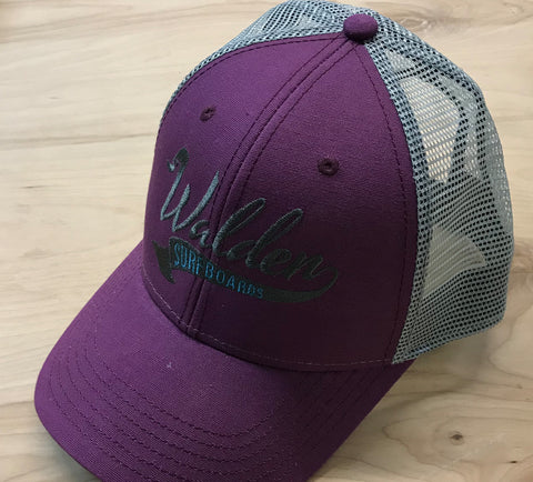 SALE Banner Trucker : Purple haze