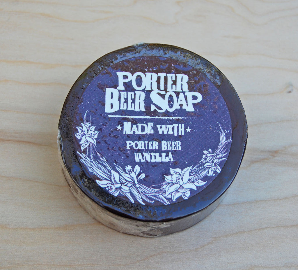 Sale Beer Soap : Porter Vanilla