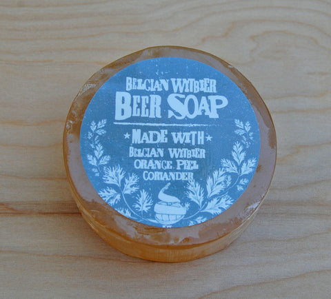 Sale Beer Soap : Belgian Witbeer