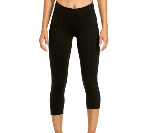 Sale Body Glove Work it Capri black