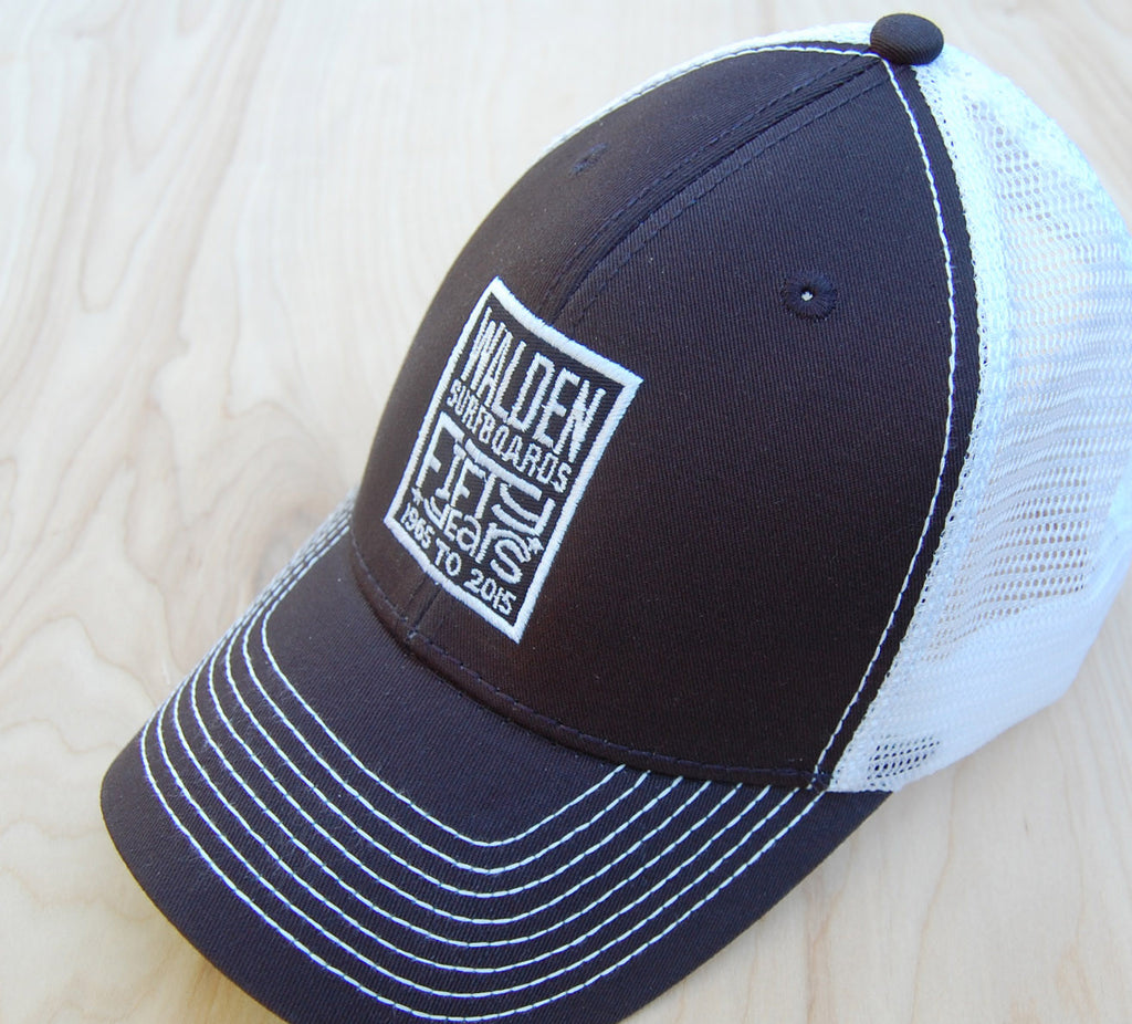 Sale 50th Anniversary Trucker : Black