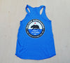 SALE: Made in Ca. tank : Blue