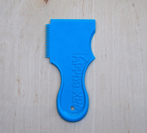 Wax Buddy Comb - Blue
