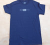 Sale 50th Silver Anniversary t-shirt : Navy
