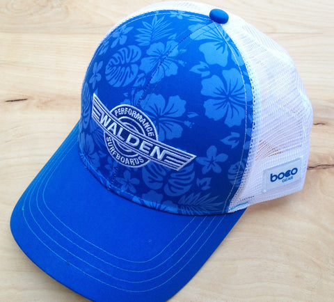 Sale Technical Trucker : Blue Hawaii
