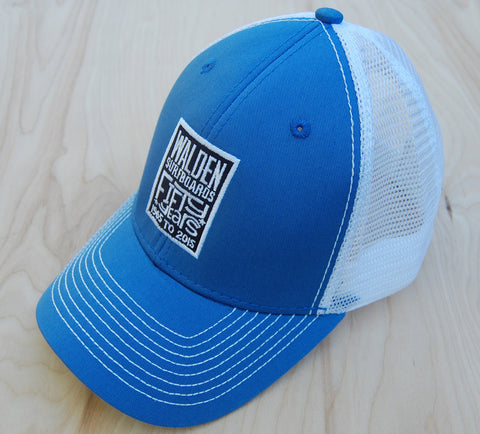 Sale 50th Anniversary Trucker : Blue