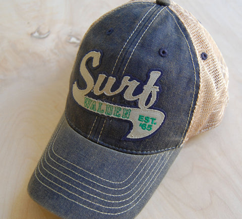 Surf College trucker : Navy