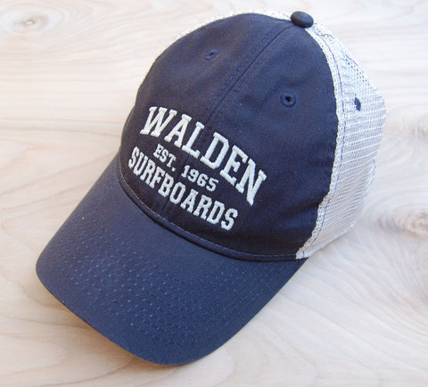 SALE Walden U Trucker : Navy