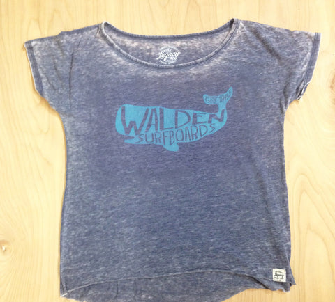 Sale Whale Tail: Blue